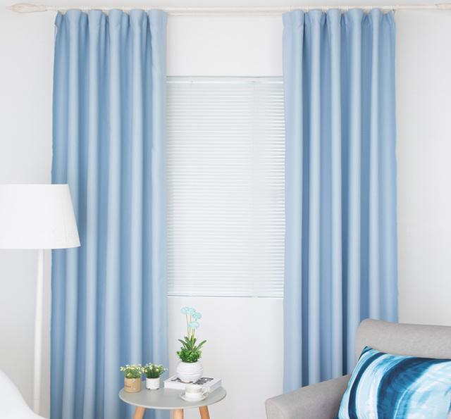 2017最流行的窗帘,你换了吗,第5款放客厅美极了图片