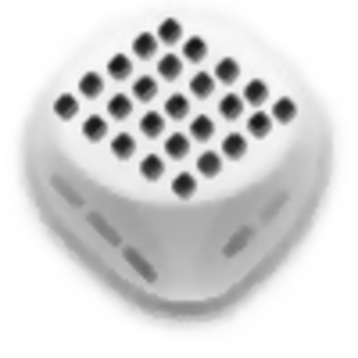 表情qq骰子7点qq骰子6点表图片