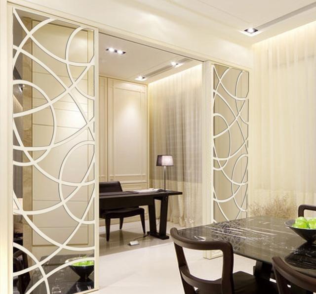 美轮美奂的8款3d立体墙贴,让你家客厅美出新高度图片