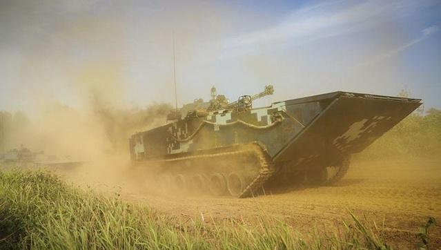 步兵界20大极品碉堡