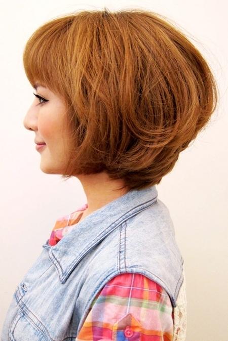 短发怎么扎 超详扎发教程打造清凉短发发型图片