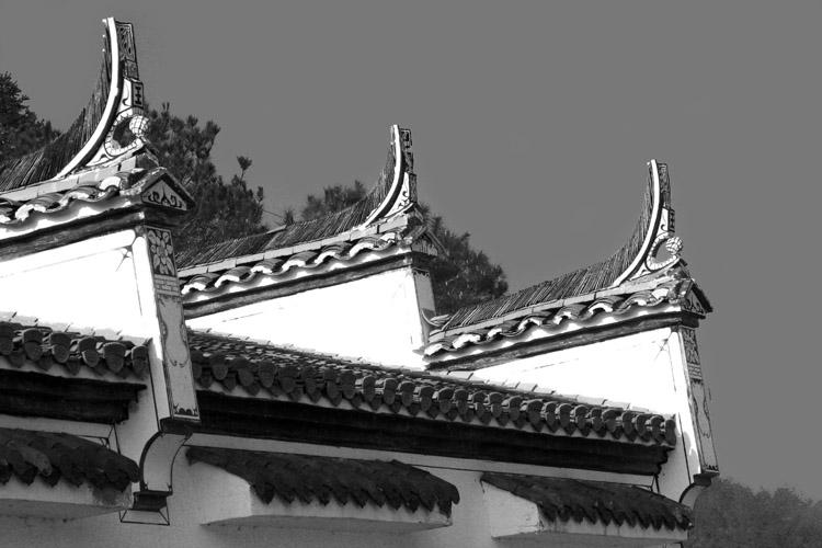 徽式建筑摄影作品_徽式建筑摄影作品图片