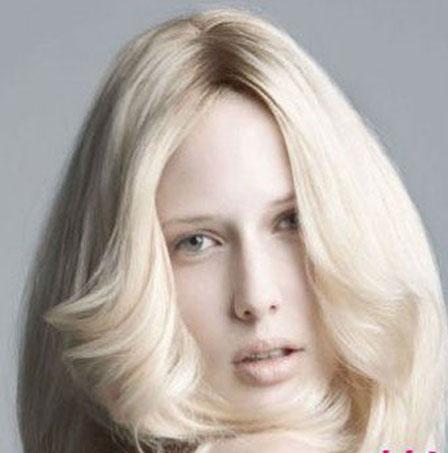 发型 1次 洗,剪,吹 1次 梨花蛋卷发,超级自然直,剖光顺直,水波纹调理图片