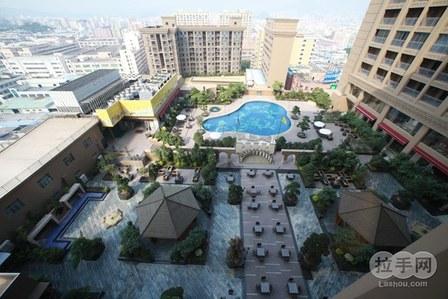 设计,时尚温馨的欧式客房,典雅舒适的中,西餐厅,亚热带风格的空中花园图片