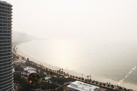 2】惠州惠州海公园度公寓酒店(园林房)