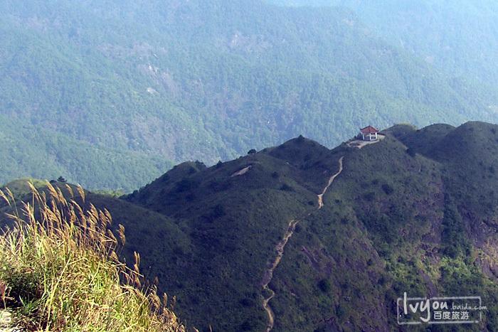 梅花山国家森林公园核心景区之天宫山