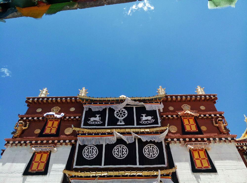 藏式建筑图片图片