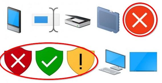 为什么windows 10图标丑?图片