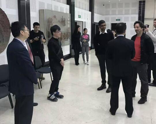 谷歌离中国到底还有多远? 百度反腐高管再下马