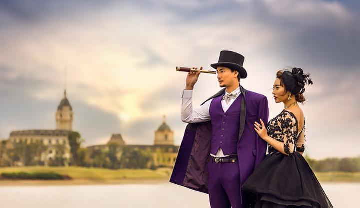 名门国际婚纱摄影