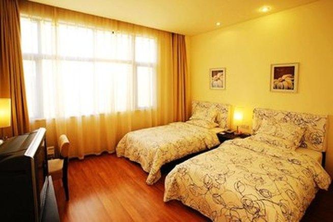 神舟商旅酒店(北京航天城店)(标准双床间) - 大图