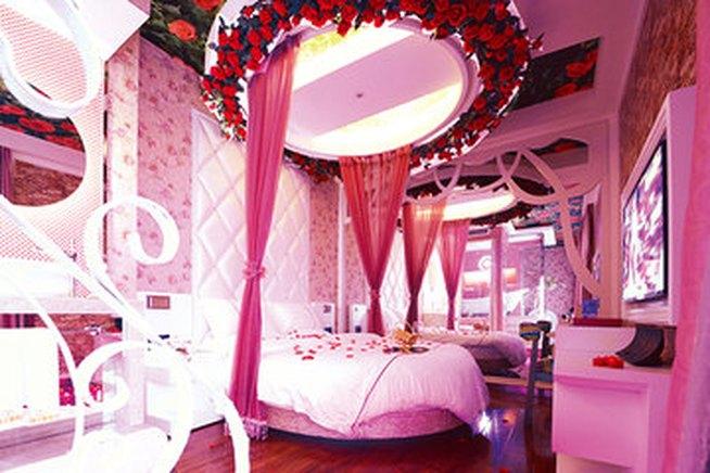 北京水晶主题酒店(11种房型-3小时) - 大图