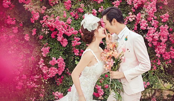 广州市荔湾区盛世繁花婚纱 - 大图