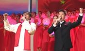 成龙吴京两位硬汉献唱《中国》