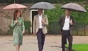 扮演和事佬!凯特王妃终结了威廉王子与哈利王子的不和谣言!