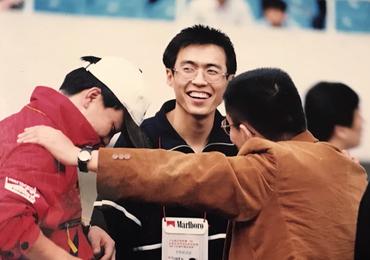 更上海   挚爱国足25年是怎样的体验?他曾见证国足黄金时代