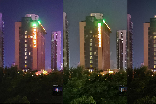 红米 K20 Pro,荣耀 20 Pro,一加 7 Pro 拍照对比