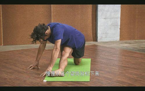 瑜伽--科琳 塞曼减肥瑜珈 --敢动频道