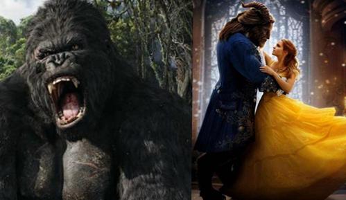 《金刚骷髅岛》以6000万票房名列北美周末榜第5