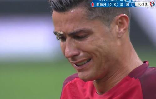 【2016泪目足坛】 或许这些泪水,你能感同身受