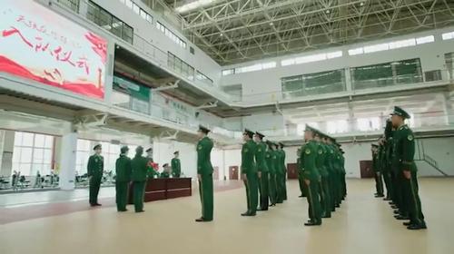 《反恐特战队之天狼》第16集精彩看点:秦晓阳成为天狼一员
