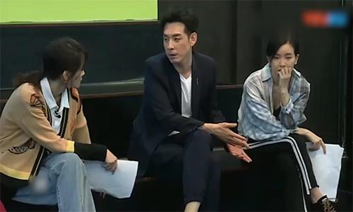 《我就是演员》幕后花絮:刘欢主见太强现场纷争不断