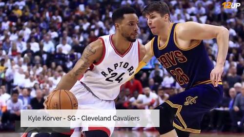 NBA赛季Top10最佳防守,太阳队德文·布克第二,没想到第一名是他