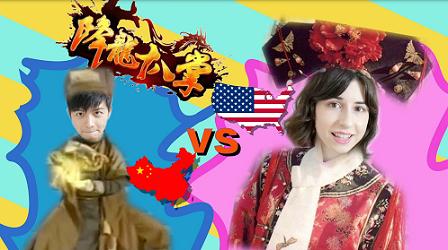 中美童年电视剧大比拼,美国女生小时候追剧也疯狂