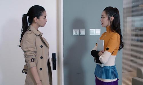 《创业时代》第19集看点:温迪向那蓝摊牌好姐妹终反目
