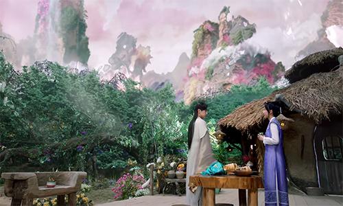 《香蜜沉沉烬如霜》第2集看点:锦觅偷出花界,火神现身震慑魔界