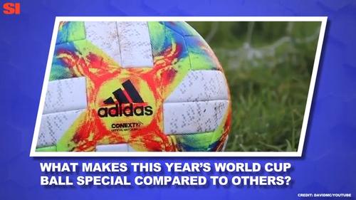 涨姿势!一只足球竟有这些玄机,相隔40年世界杯足球背后的故事!