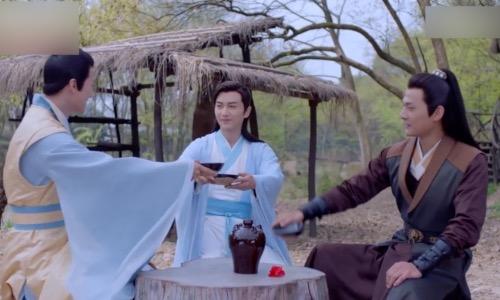 《独孤皇后》第20集精彩看点:杨坚高颎宇文邕结伴为兄弟
