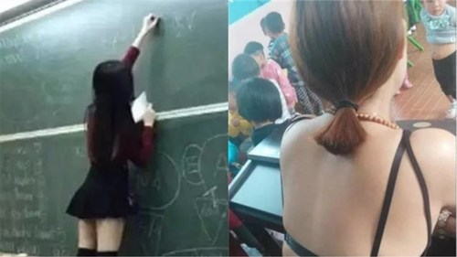 摧绵大湿:别人班的老师总是这么好,我想去上学