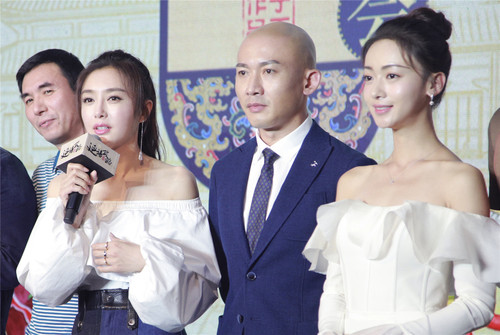 秦岚、佘诗曼重回清宫加盟《延禧攻略》  于正新剧传承文化遗产
