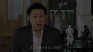 专访朱浩伟 电影是成长助力