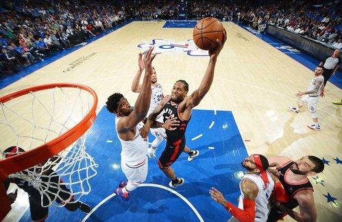 堪称NBA最强球队,猛龙2次击败勇士,伦纳德缺席力压库里杜兰特