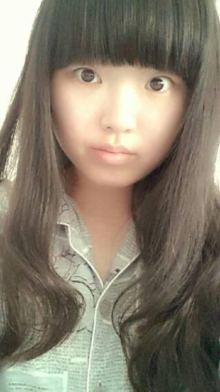 14岁的女生,长头发,没刘海,适合什么样的发型 25 2012-07-03 直长发齐图片
