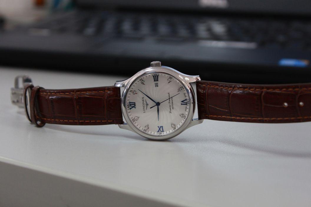 我在三月份在店里面淘了一块浪琴的手表,买的时候是800元,l2.668.图片