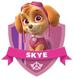 汪汪队立大功第二季动画片中每只狗狗的技能是什么?图片