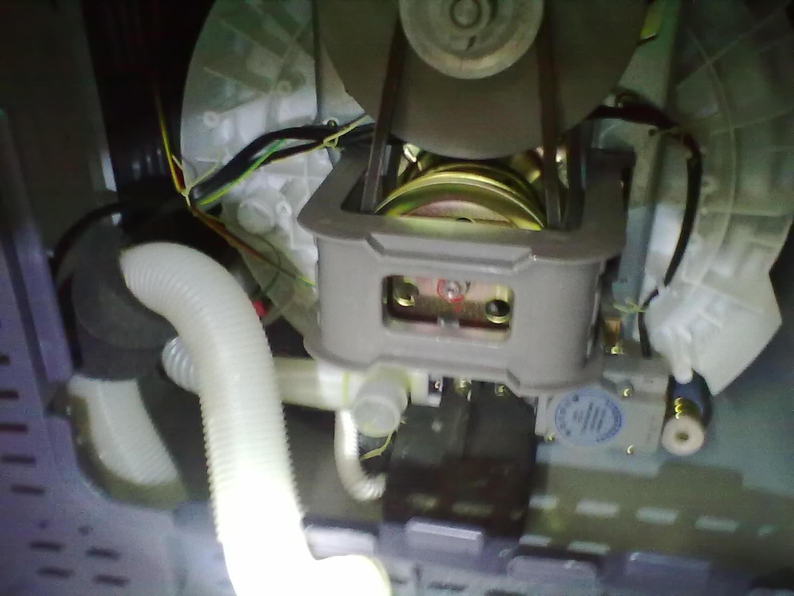 金羚洗衣机a16b洗衣机如何取出硬币?图片