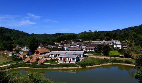 海南省琼中旅游景点