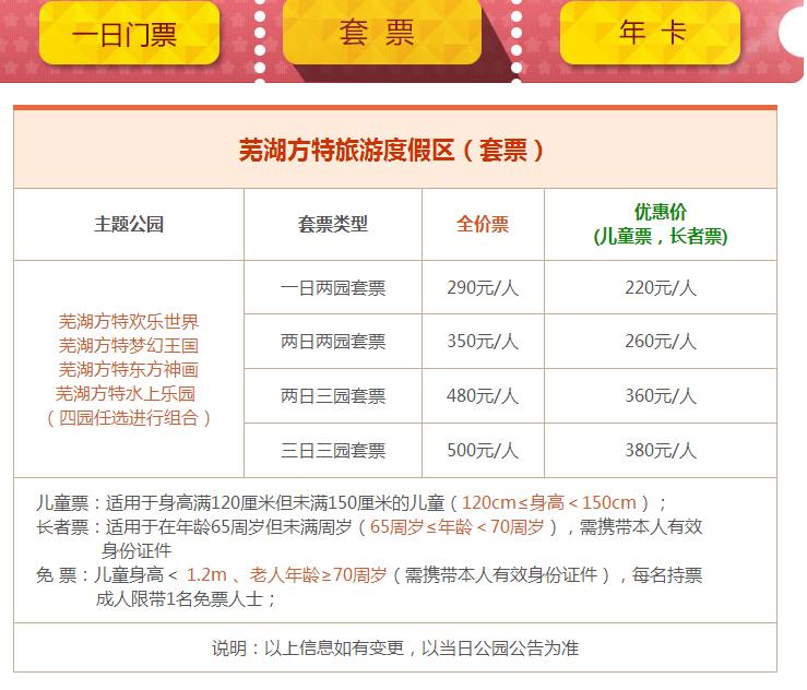 芜湖方特一期电话号码
