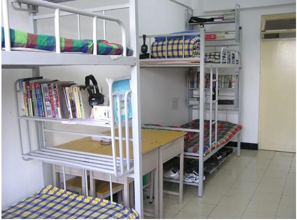 华北电力大学 科技学院宿舍图片
