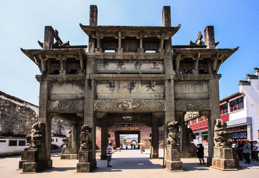 徽州古城游玩要多久