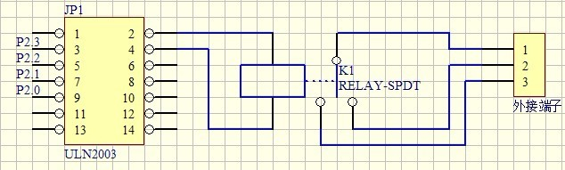 继电器控制电磁阀电路,看看下面电路对吗?外接端子接什么?图片