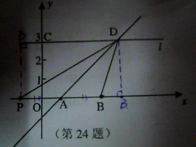 过直线外一点画已知直线的垂线,可以画多少条图片