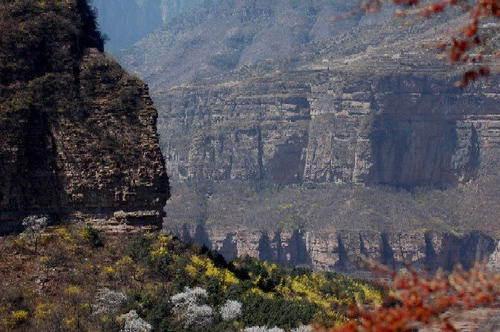 神龙湾天瀑峡景区