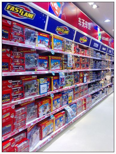 新加坡买玩具的地方