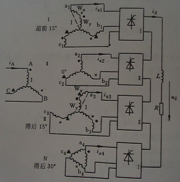 用matlab画电路�_matlab sinmulink中怎样建立24脉波变压器仿真模型啊