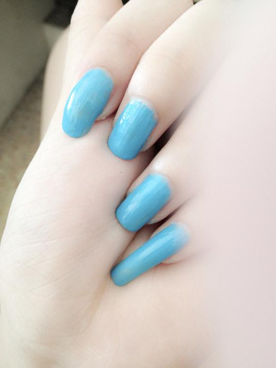 女生多长的指甲好看 百度知道 竖